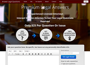 Answer Legal Questions